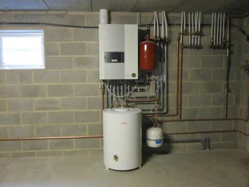 Chaudiere condensation au gaz