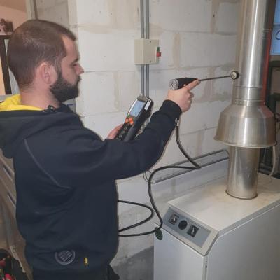 Chauffagiste entretien chaudiere gaz