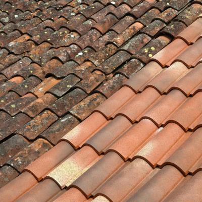 Demoussage de la toiture en belgique