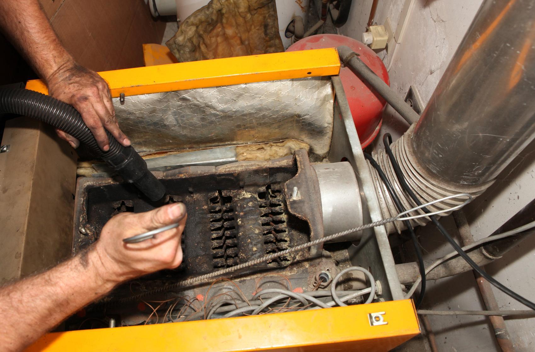 Entretien chaudie re gaz non condensation
