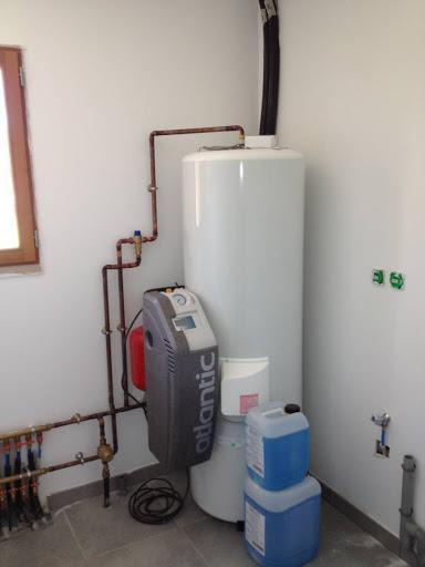 Installation boiler electrique belgique