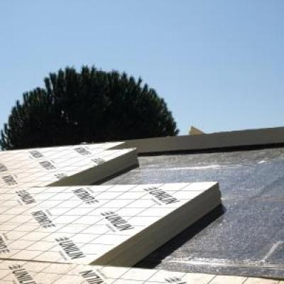 Isolation toiture par exterieur