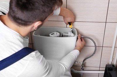 Reparation chausse d eau wc