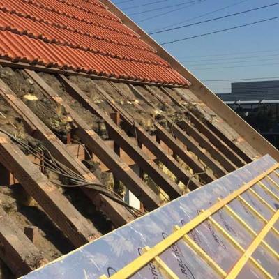 Travaux isolation toiture en belgique